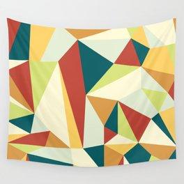 Lebanese Geometric Wall Tapestry