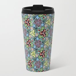 Woke Bookshelf Travel Mug