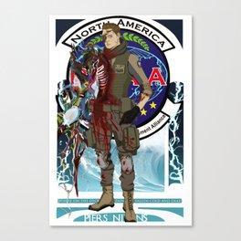Sacrifice Canvas Print
