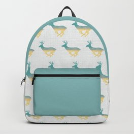 Deer and Plains Backpack