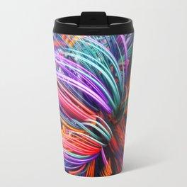 Colorful Trails Travel Mug