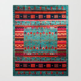 Anthropologie Ortiental Traditional Moroccan Style Artwork Canvas Print