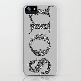 Son iPhone Case