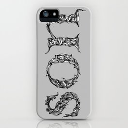 Son iPhone Case