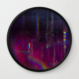 Prism Rainbows 2 Wall Clock