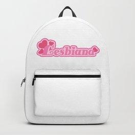 lesbiana Backpack