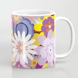 Floral Mix #1 Coffee Mug