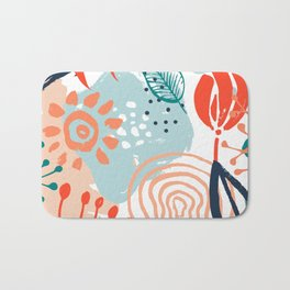Essence of Spring Bath Mat