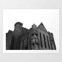 Rock of Cashel, Ireland 01 Art Print