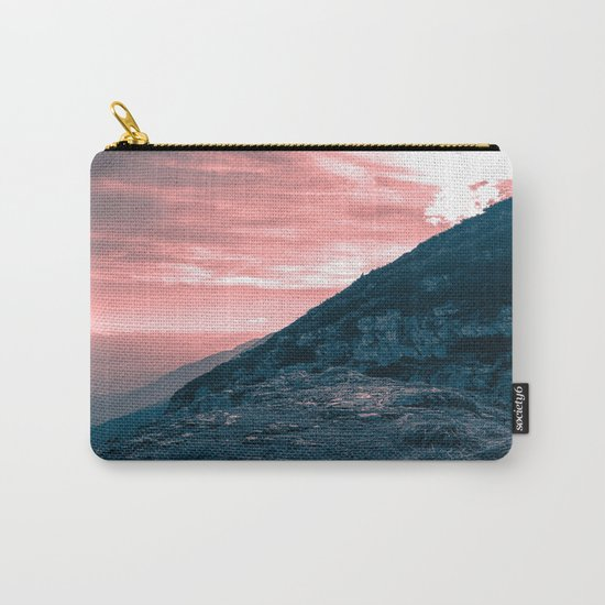 Path of Courage Carry-All Pouch