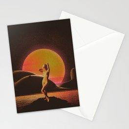 Quiverish Lake Part 2 - Erotic Collage Art Stationery Cards
