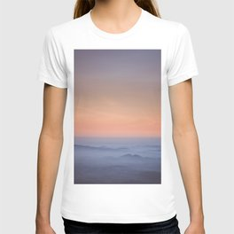 Evening pulse - Landscape and Nature Photography T-shirt