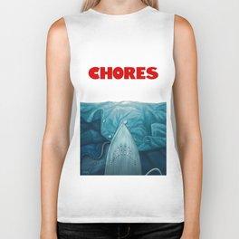 Chores (2015 version) Biker Tank