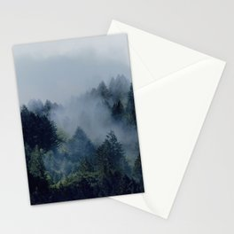 End in fire Stationery Cards
