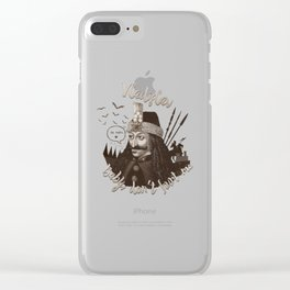 Vladislav Clear iPhone Case