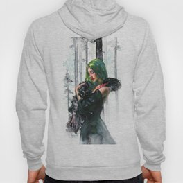 Black Swan Feelings Hoody