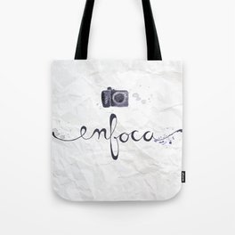 enfoca Tote Bag