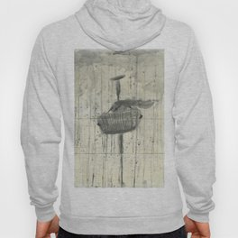 """ACCORDION. A SERIES OF WORKS """"MUSIC OF THE RAIN"""" Hoody"""