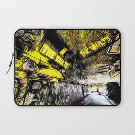 London Graffiti Art Laptop Sleeve