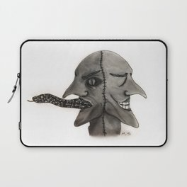 Hipocresía. Laptop Sleeve