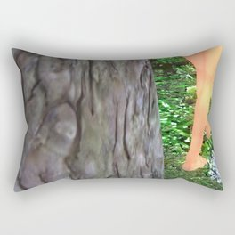 Cult of Youth: She Moves In Mysterious Ways Rectangular Pillow