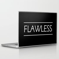 flawless Laptop & iPad Skins featuring Flawless by Ebony