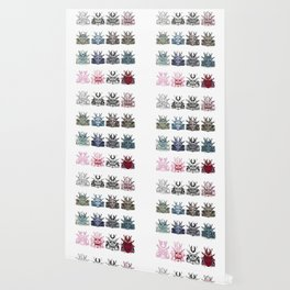 16 samurais Wallpaper