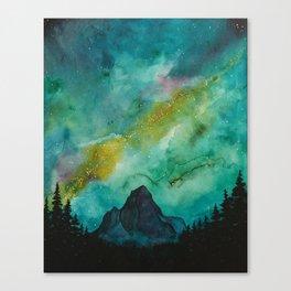 Take Me North Canvas Print