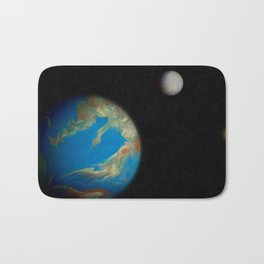 Earth 3.0 Bath Mat