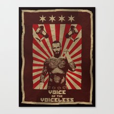 Voice of the Voiceless Canvas Print