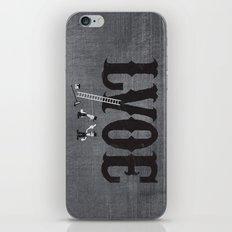 LVOE iPhone & iPod Skin