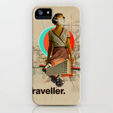 Traveller iPhone (5, 5s) Slim Case