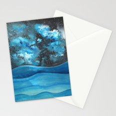 Beautiful Galaxy Stationery Cards