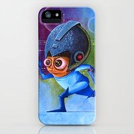 Old School Megaman iPhone Case