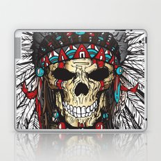 WAR BONNETT Laptop & iPad Skin