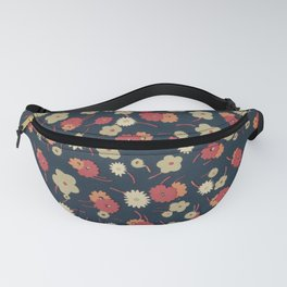 Pattern flowers Fanny Pack