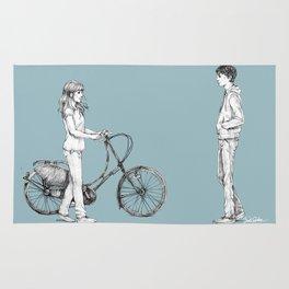 Hapipaks Gig Poster Rug