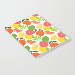 Citrus Harvest Notebook