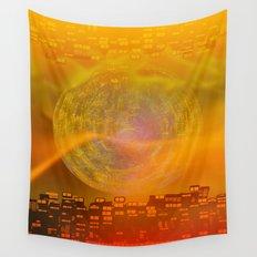 Atlante / LIGHT Wall Tapestry