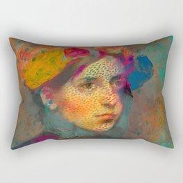 The Observer Rectangular Pillow