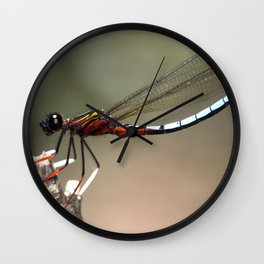 Dancing Damsel Wall Clock