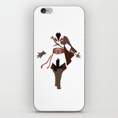 Assassin's Creed - Ezio Auditore da Firenze iPhone & iPod Skin