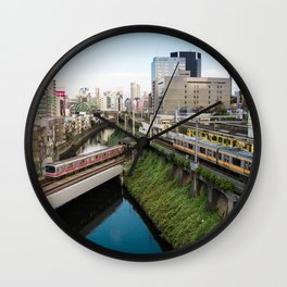 Tokyo, Ochanomizu Wall Clock