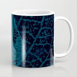 X-ray of a leaf Coffee Mug