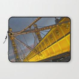 The Albert Bridge London Laptop Sleeve