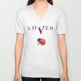 LOVER Unisex V-Neck