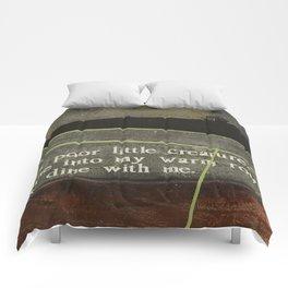 Breadcrumbs: Thumbelina Comforters