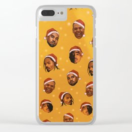 Who's been a bad boy? Clear iPhone Case