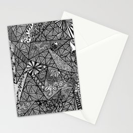 Germ Control Stationery Cards