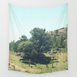 Landscape in Portugal Wall Tapestry